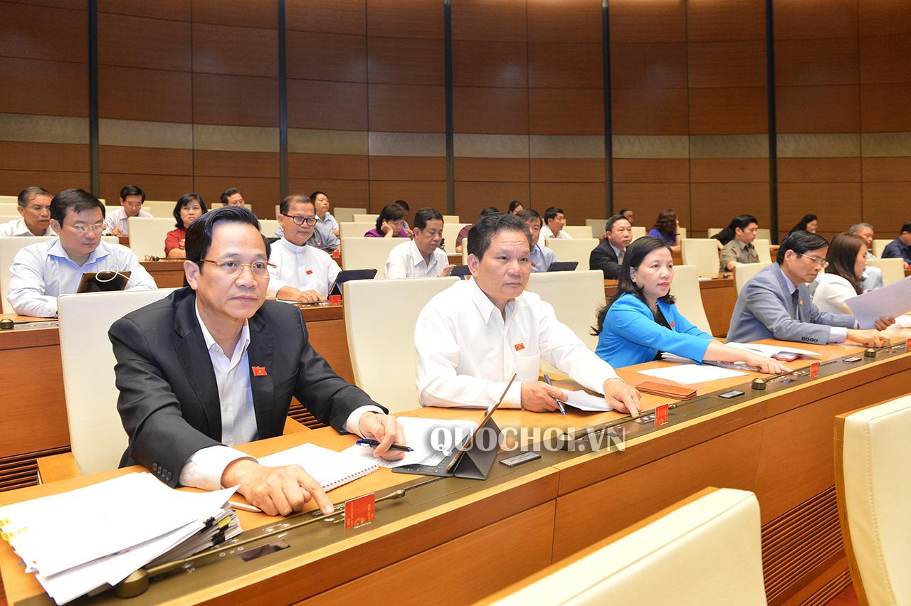 Quốc hội thông qua Luật sửa đổi, bổ sung một số điều của Luật Tổ chức Chính phủ và Luật Tổ chức chính quyền địa phương - Ảnh 3.