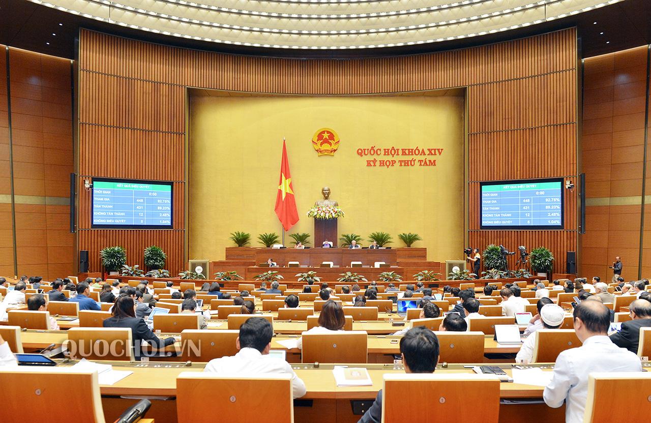 Quốc hội thông qua Luật sửa đổi, bổ sung một số điều của Luật Tổ chức Chính phủ và Luật Tổ chức chính quyền địa phương - Ảnh 4.
