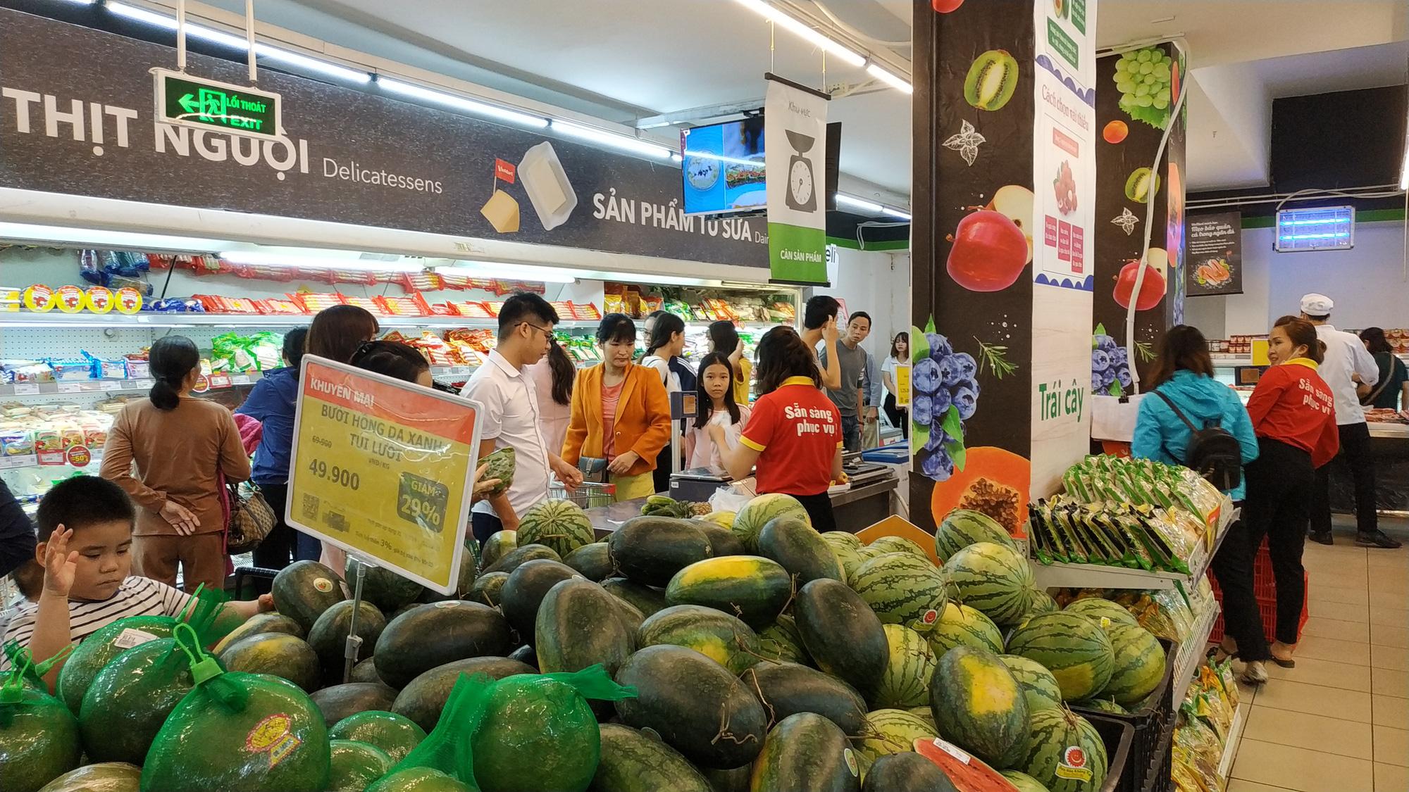 siêu thị VinMart tại Hà Nội