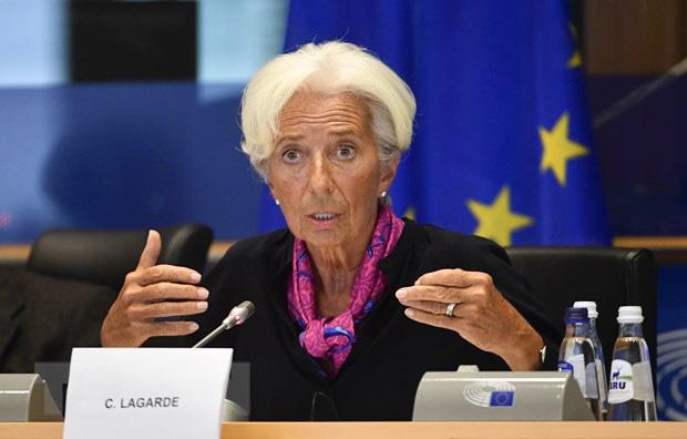 Tân Chủ tịch ECB hối thúc EU tăng cường đổi mới và đầu tư - Ảnh 1.