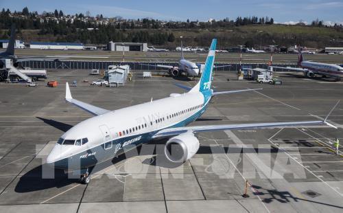 Boeing công bố phiên bản 737 MAX mới nhất  - Ảnh 1.