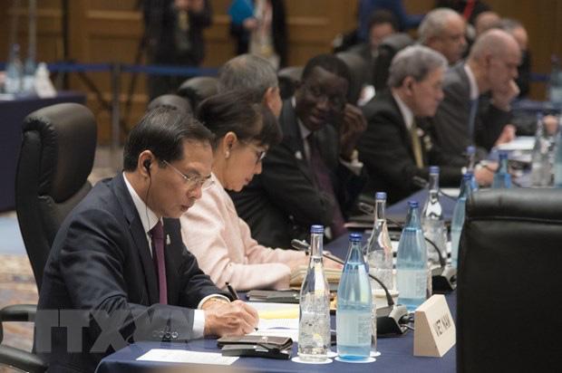 Việt Nam kêu gọi tiếp tục đề cao chủ nghĩa đa phương tại Hội nghị G20 - Ảnh 1.