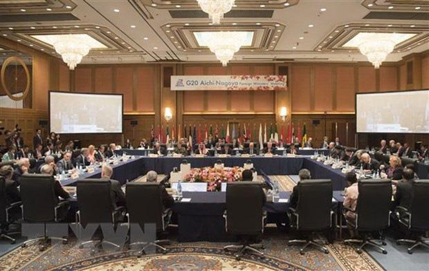 Việt Nam kêu gọi tiếp tục đề cao chủ nghĩa đa phương tại Hội nghị G20 - Ảnh 2.