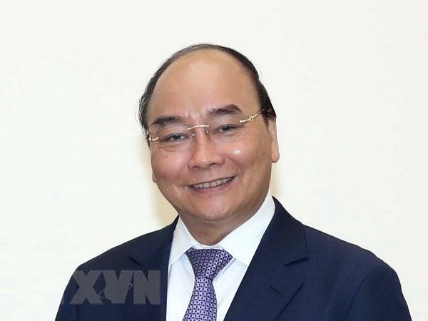 Thủ tướng Nguyễn Xuân Phúc lên đường làm việc tại Hàn Quốc - Ảnh 1.