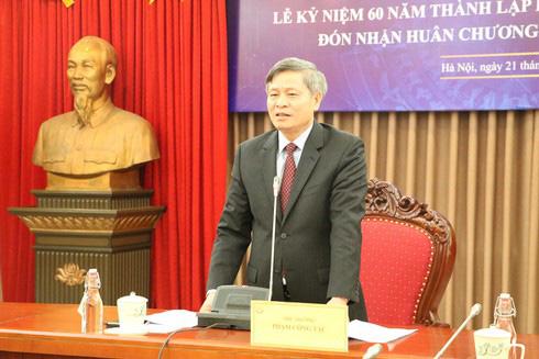 Thứ trưởng Bộ KH&CN: 'Mấy ông giàu nhất Việt Nam hầu hết từ bất động sản' - Ảnh 1.