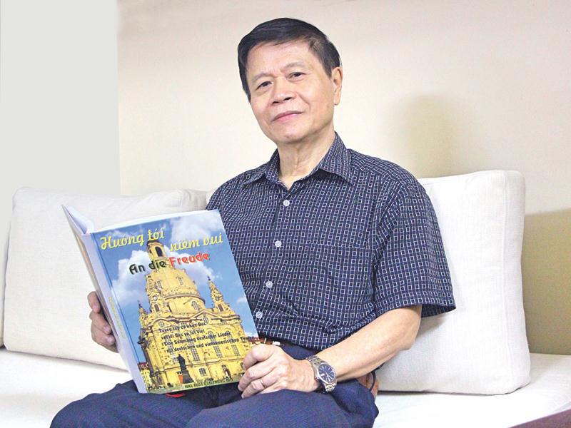 Doanh nhân Mai Huy Tân.