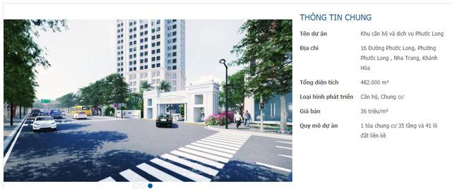 Cảnh báo dự án Imperium Town ở Nha Trang chưa được bán căn hộ, đất nền - Ảnh 2.