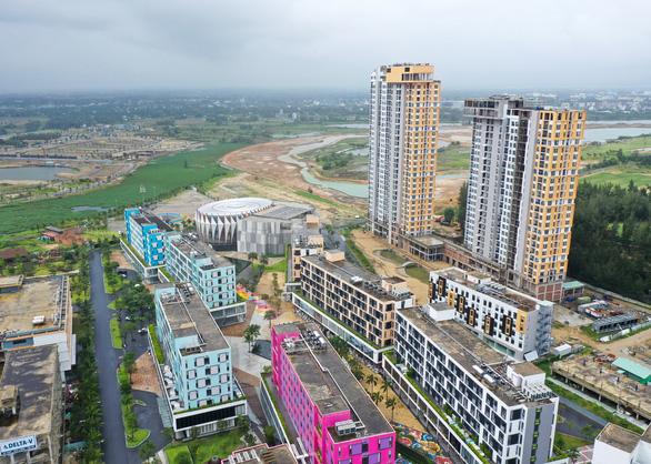 Sở Xây dựng Đà Nẵng xác nhận cho phép chuyển đổi hơn 1.000 căn condotel Cocobay Đà Nẵng thành chung cư. Ảnh: Cocobay.