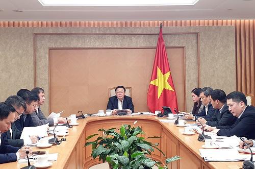 Chính phủ sẽ sửa nhanh Nghị định 20 về chi phí lãi vay của DN - Ảnh 1.