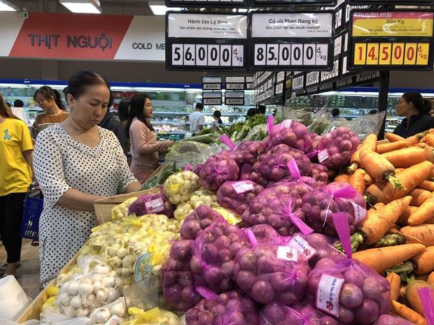 CPI của Thành phố Hồ Chí Minh tăng 0,52%, thịt lợn tiếp tục tăng cao - Ảnh 1.