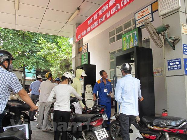 Quĩ bình ổn giá xăng dầu tại Petrolimex tăng thêm 21 tỉ đồng - Ảnh 1.