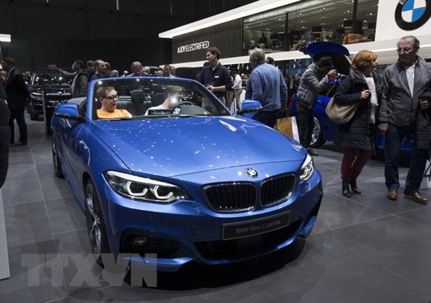 Tập đoàn BMW sẽ sản xuất ôtô Mini điện tại Trung Quốc - Ảnh 1.