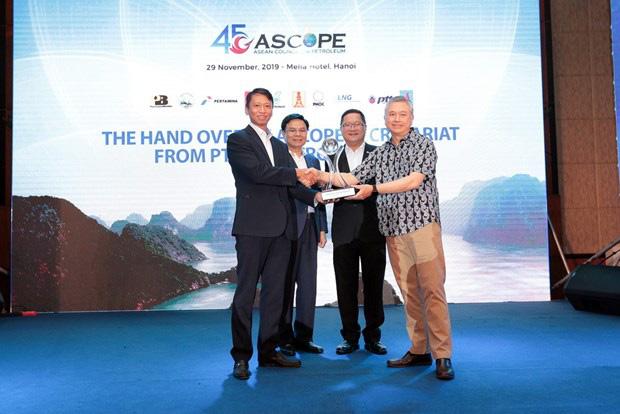 Chủ tịch PVEP làm Tổng thư ký Hội đồng Dầu khí các nước Đông Nam Á - Ảnh 1.