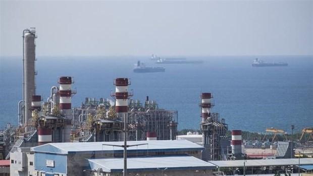 Iran hi vọng các nhà sản xuất giảm sản lượng tại cuộc họp của OPEC - Ảnh 1.