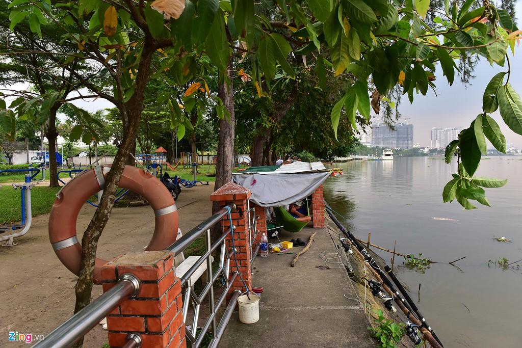 Biệt thự ở Thảo Điền bịt kín lối ra bờ sông Sài Gòn - Ảnh 20.