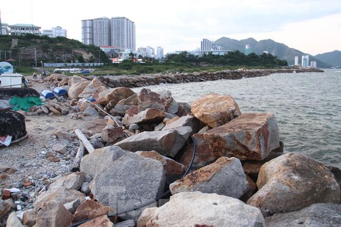 Thu hồi dự án 33 triệu USD lấn biển Nha Trang để xây công viên - Ảnh 4.