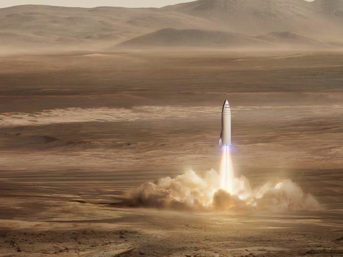 Những phát ngôn điên rồ nhất của Elon Musk về sao Hỏa, loài người và trí tuệ nhân tạo - Ảnh 6.
