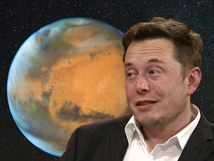 Những phát ngôn điên rồ nhất của Elon Musk về sao Hỏa, loài người và trí tuệ nhân tạo - Ảnh 7.