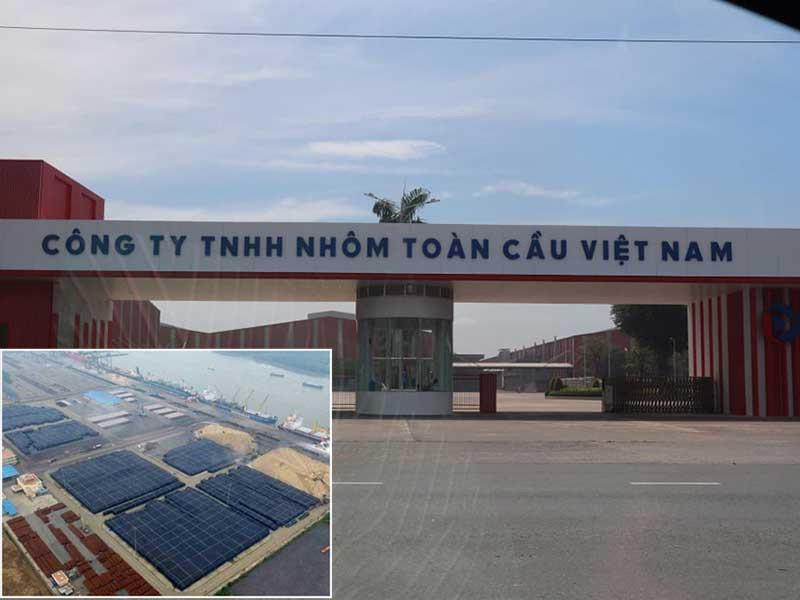 Giám sát chặt kho nhôm Trung Quốc khổng lồ ở Vũng Tàu - Ảnh 1.
