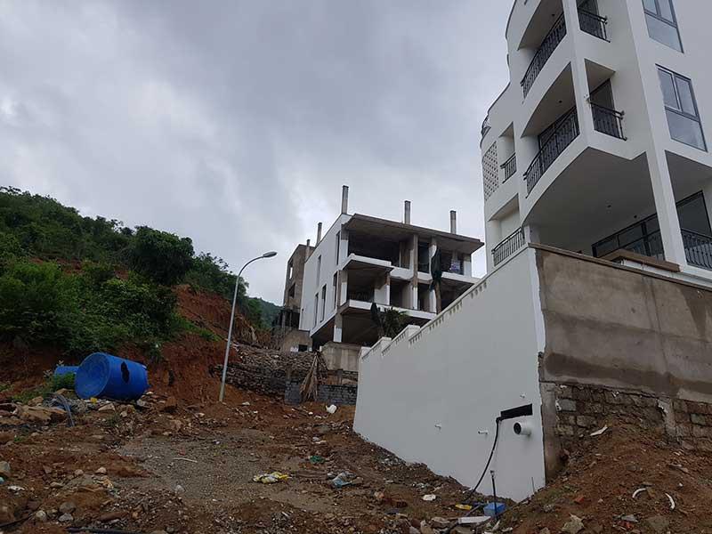 Dự án phá nát núi đồi ở Nha Trang - Ảnh 1.