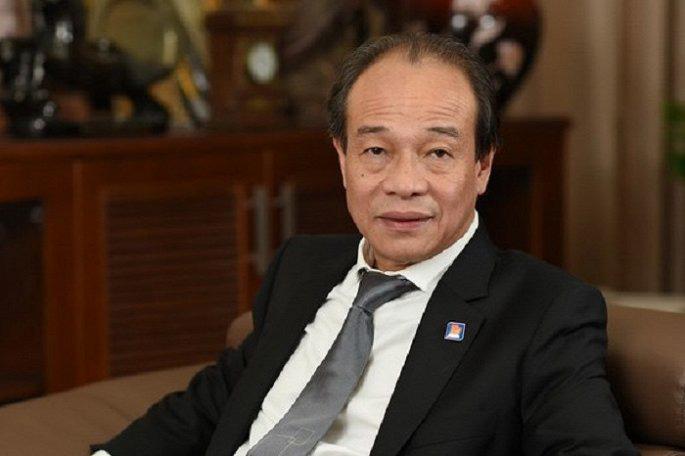 Cách hết chức vụ trong Đảng với nguyên Chủ tịch Petrolimex Bùi Ngọc Bảo - Ảnh 1.