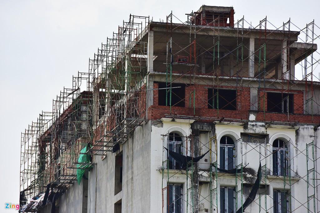 17 công trình sai phép chưa bị xử lý ở Thảo Điền - Ảnh 5.
