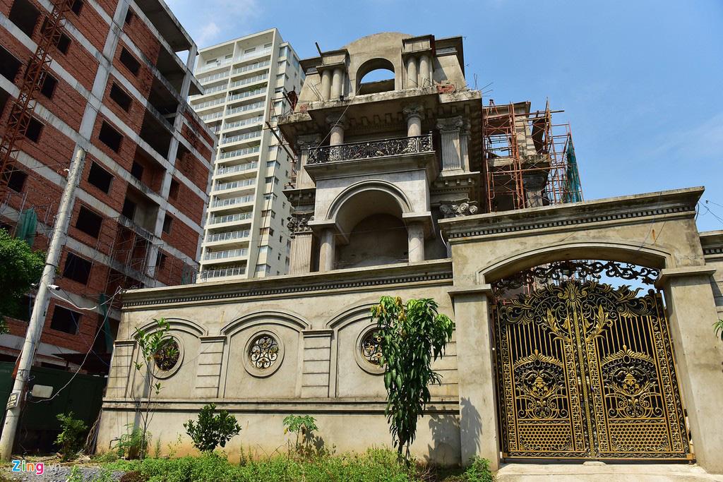 17 công trình sai phép chưa bị xử lý ở Thảo Điền - Ảnh 9.