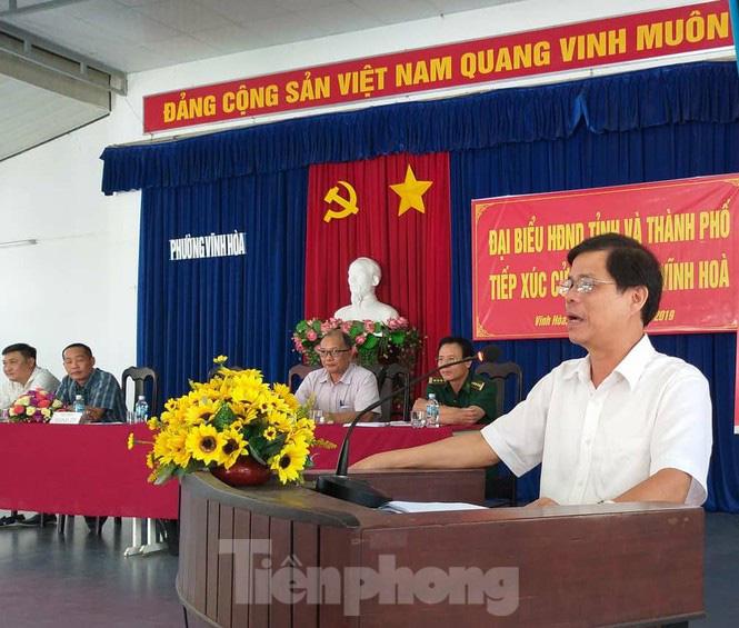 Lãnh đạo Khánh Hoà ký nhiều dự án vượt thẩm quyền, gây thất thoát hàng nghìn tỉ - Ảnh 1.