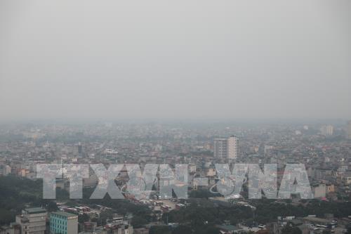 Tổng cục Môi trường: Ô nhiễm bụi ở Hà Nội tăng dần trong tuần đầu tháng 11 - Ảnh 1.