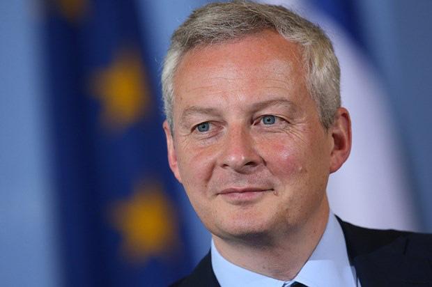 Bộ trưởng Kinh tế Pháp lạc quan về một đồng tiền điện tử châu Âu - Ảnh 1.