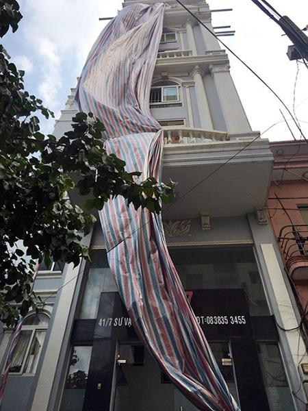 Chánh Thanh tra xây dựng xây nhà vượt phép 3 tầng - Ảnh 1.