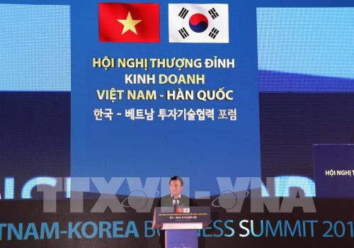 PTT Trịnh Đình Dũng: Chính phủ luôn tạo điều kiện thuận lợi cho nhà đầu tư đến Việt Nam - Ảnh 1.