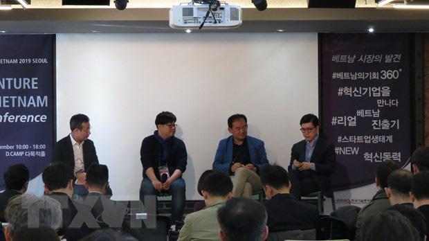 Cơ hội giúp công ty Việt Nam khởi nghiệp kết nối quĩ đầu tư Hàn Quốc - Ảnh 1.