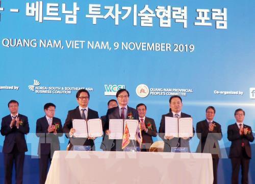 PTT Trịnh Đình Dũng: Chính phủ luôn tạo điều kiện thuận lợi cho nhà đầu tư đến Việt Nam - Ảnh 2.
