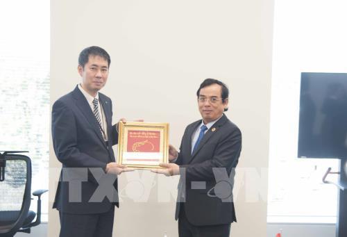 Việt Nam và Nhật Bản đối thoại hợp tác kinh tế - Ảnh 3.