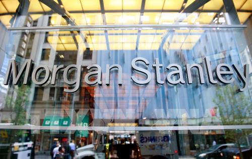 Pháp phạt ngân hàng đầu tư Morgan Stanley 20 triệu euro - Ảnh 1.