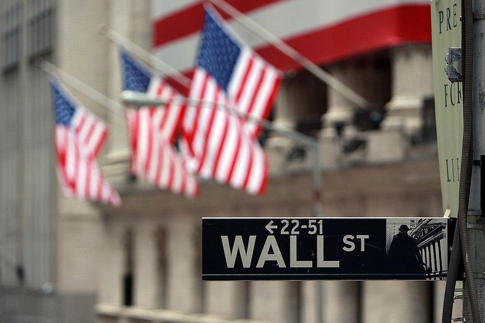 2 New York - Wall Street