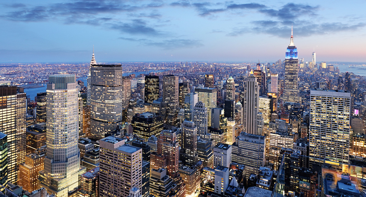 3 New York