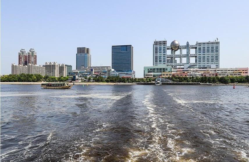 Đâu chỉ sông Tô Lịch, công nghệ Nhật làm sạch vịnh Tokyo dịp Olympic 2020 - Ảnh 3.