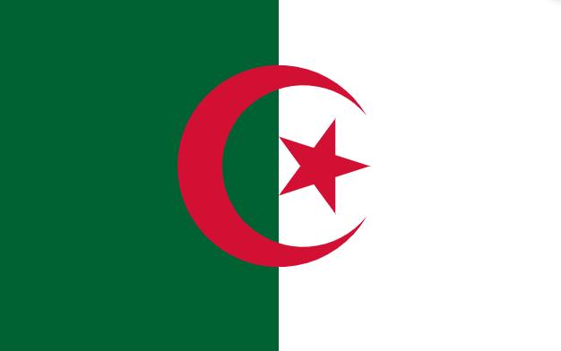 cờ algeria
