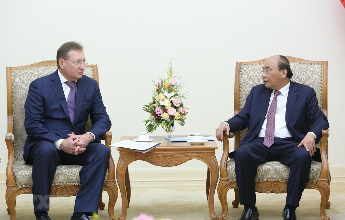 Việt Nam đặt ưu tiên lớn nhất cho dự án dầu khí hợp tác với phía Nga - Ảnh 1.