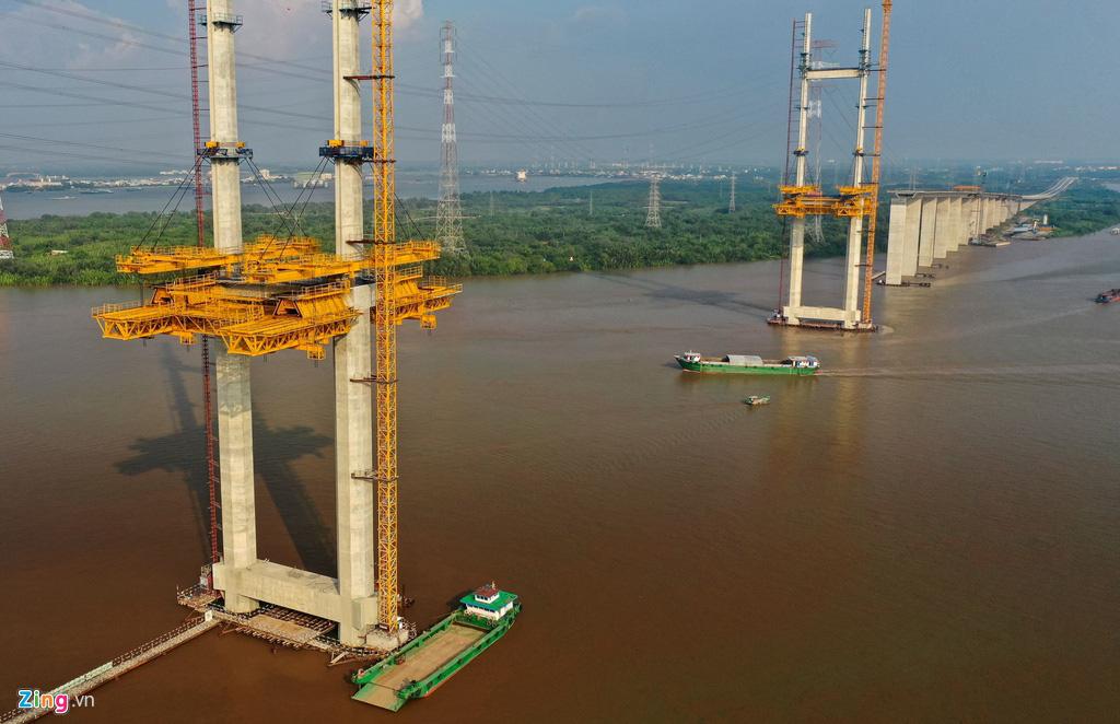 Cao tốc Bến Lức - Long Thành dở dang sau 5 năm thi công - Ảnh 12.