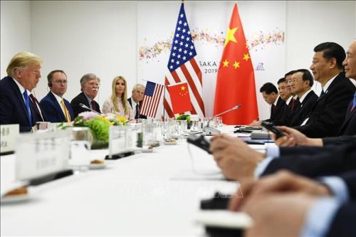 Trung Quốc 'lạc quan thận trọng' về thỏa thuận sơ bộ với Mỹ - Ảnh 1.
