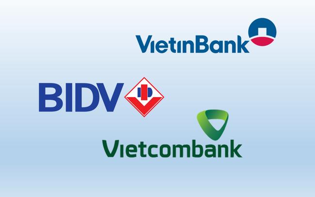Cổ phiếu ngân hàng tuần qua: VCB, BID, CTG khởi sắc, thanh khoản toàn ngành tăng gần 21.500 tỉ đồng - Ảnh 1.