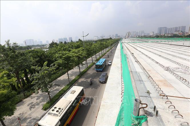 Chạy nước rútgiải ngân vốn dự án giao thông - Ảnh 1.