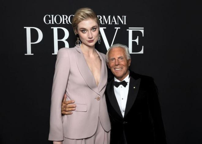 Khối tài sản hào nhoáng 11,2 tỉ USD của ông trùm thời trang Italy - Ảnh 2.