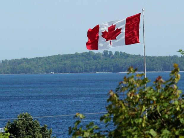 Dự báo tăng trưởng kinh tế Canada năm 2020 tốt nhất trong Nhóm G7 - Ảnh 1.