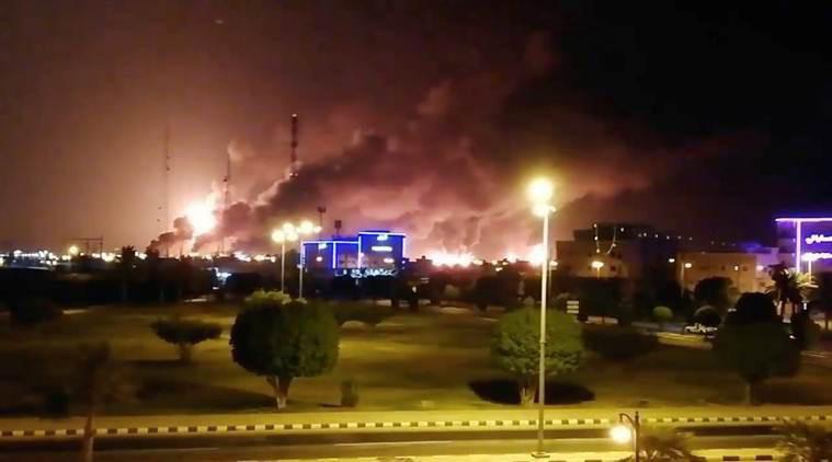 Mỹ tung bằng chứng tố Iran tấn công cơ sở dầu mỏ Saudi Arabia - Ảnh 1.