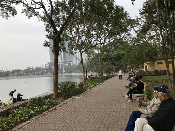 Cải tạo chung cư cũ ở Hà Nội: Lại đề xuất lấp hồ Thành Công xây chung cư - Ảnh 2.