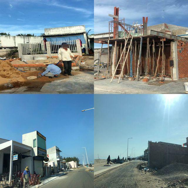 Vụ ồ ạt xây dựng nhà chiếm đường biển: Phớt lờ chỉ đạo của UBND tỉnh Bà Rịa - Vũng Tàu - Ảnh 4.